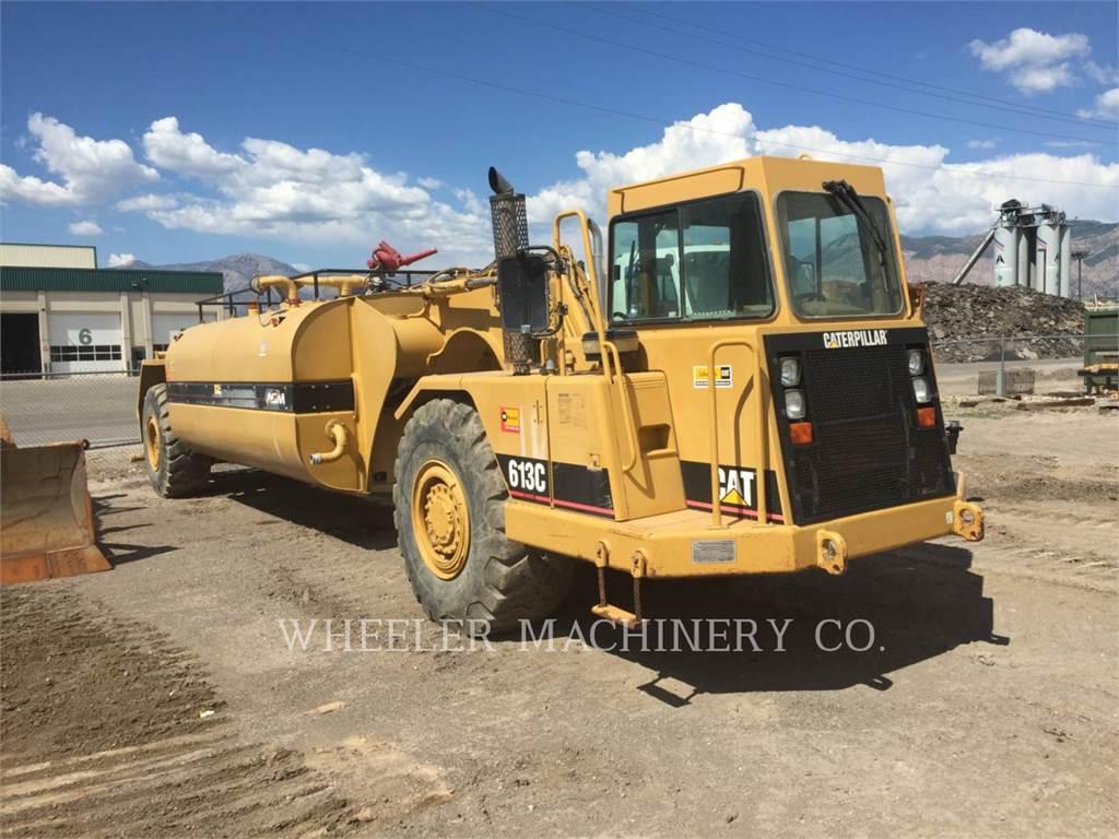 Caterpillar WT 613C WW, Camion citerne à eau, Équipement De Construction