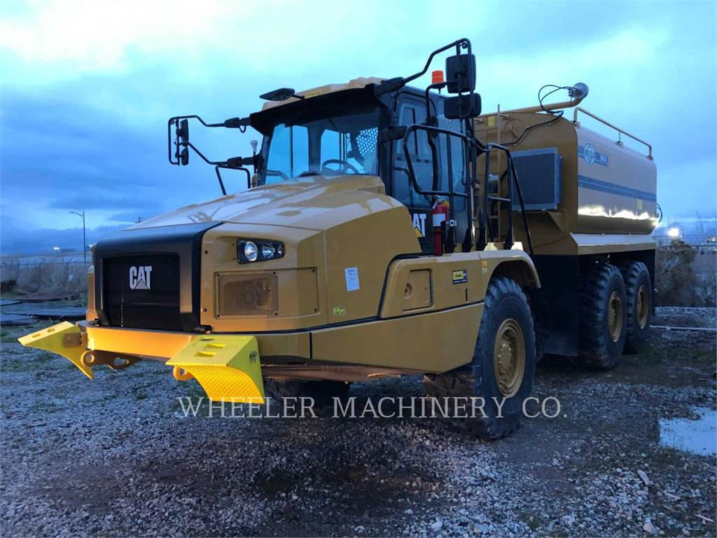Caterpillar WT 730C2, Water Tankers, Construction