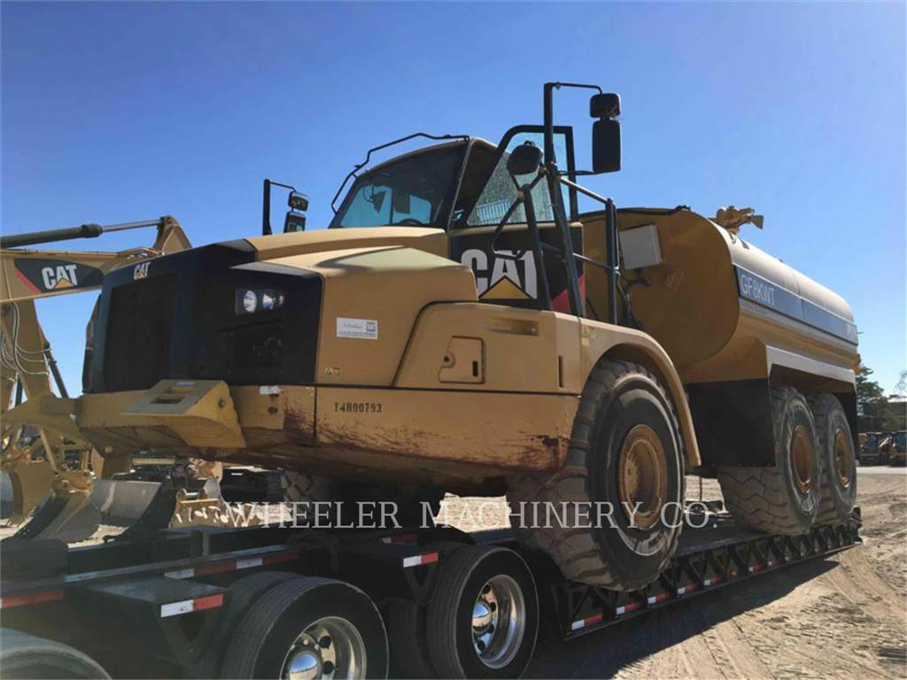 Caterpillar WT 740B, Water Tankers, Construction