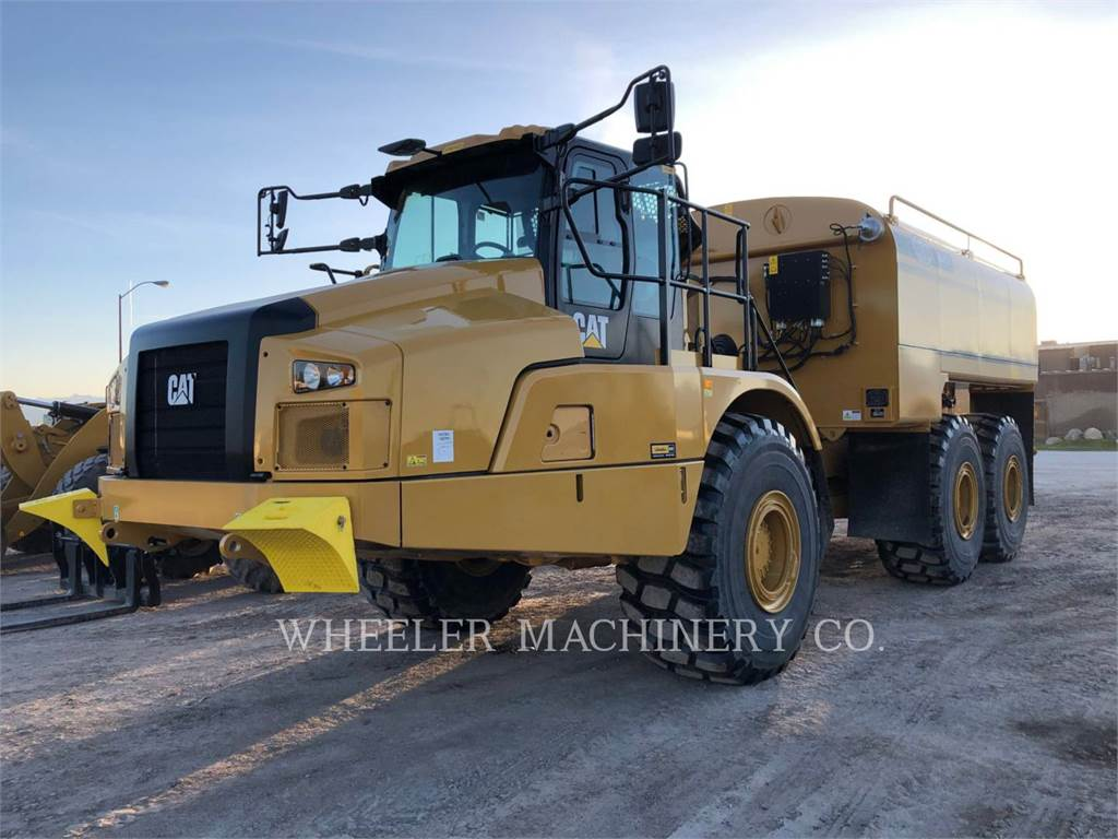 Caterpillar WT 745, Water Tankers, Construction