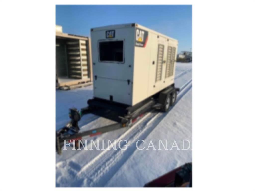 Caterpillar XG 135, mobile generator sets, Construction