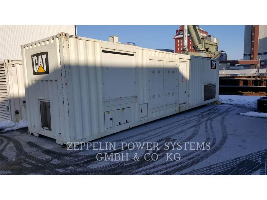 Caterpillar XQ 1475G, стационарные генераторные установки, Строительное