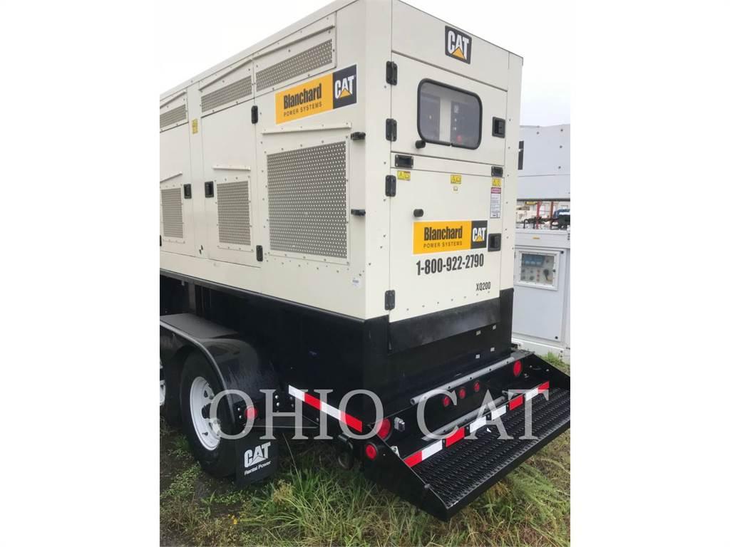 Caterpillar XQ 200, стационарные генераторные установки, Строительное