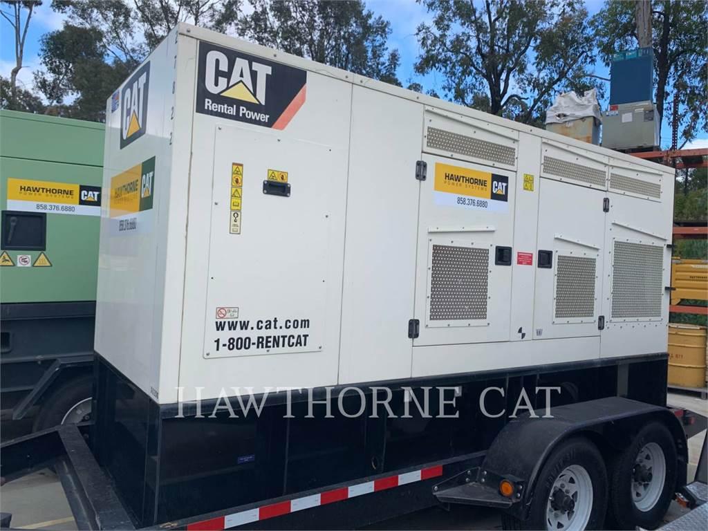 Caterpillar XQ 200, Stationary Generator Sets, Construction