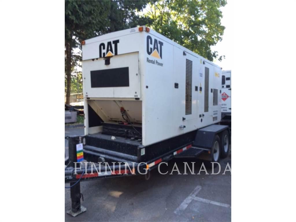 Caterpillar XQ 230, mobile generator sets, Construction