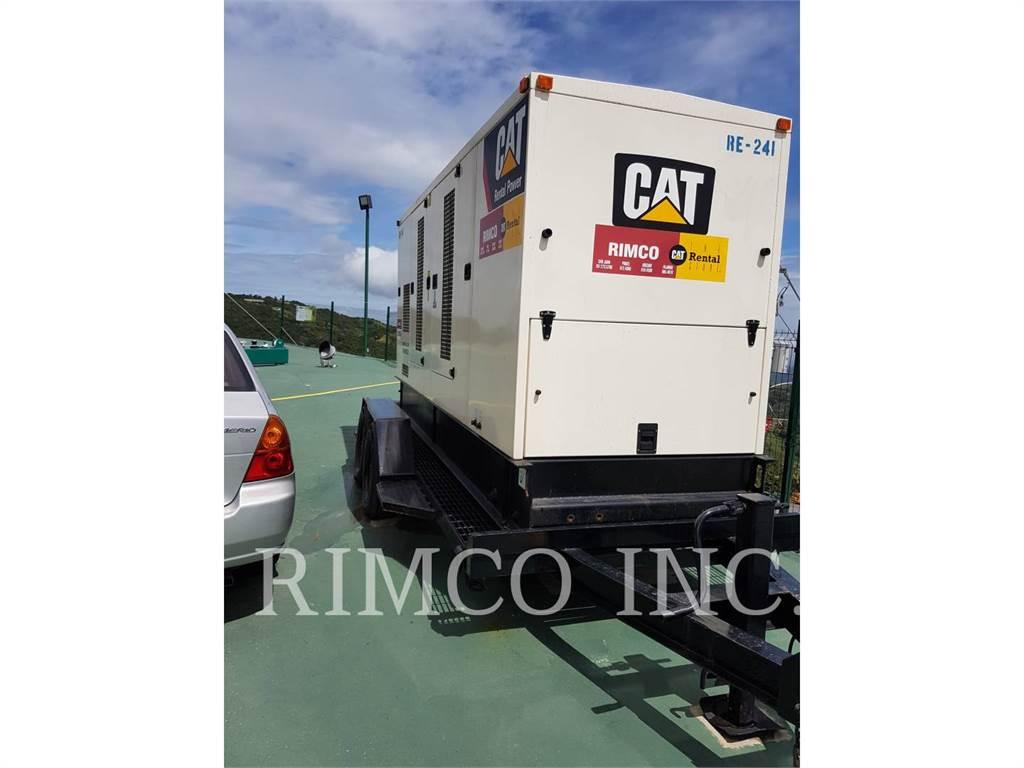 Caterpillar XQ-230 REBUILD, groupes électrogènes mobiles, Équipement De Construction
