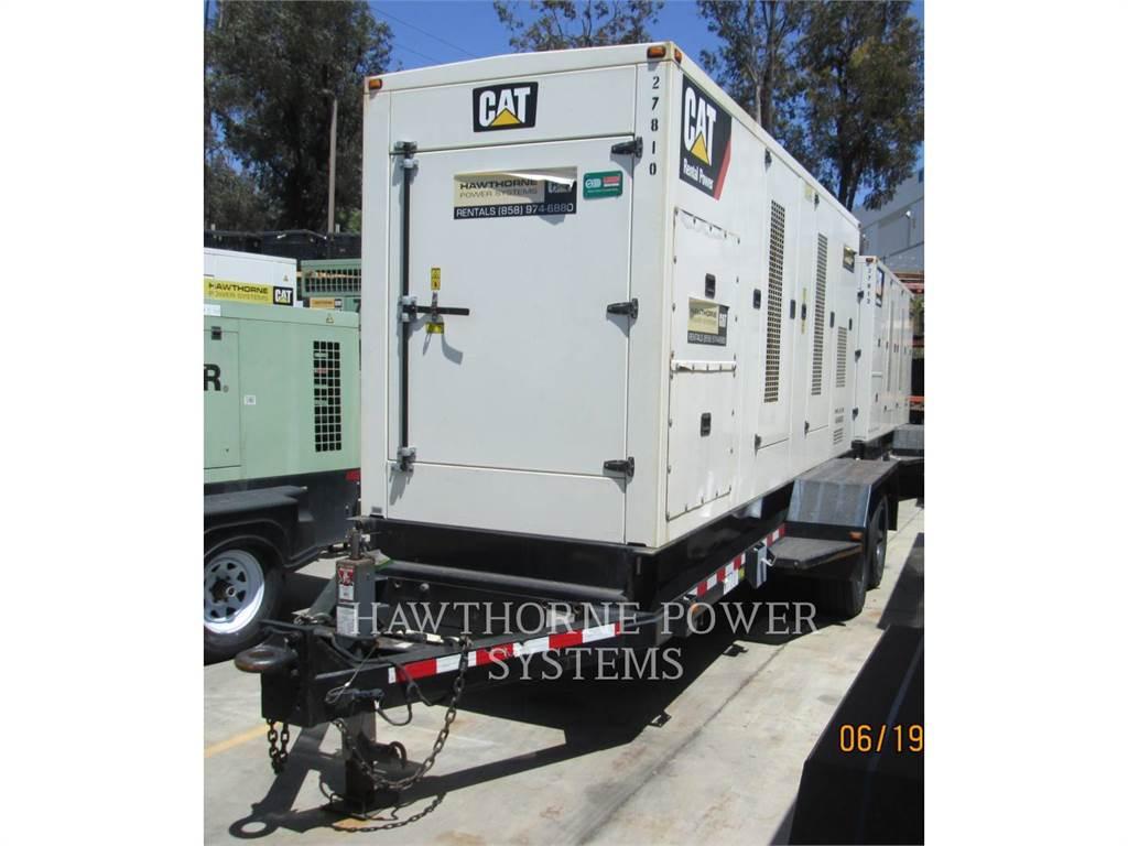 Caterpillar XQ 350、柴油发电机组、建筑设备
