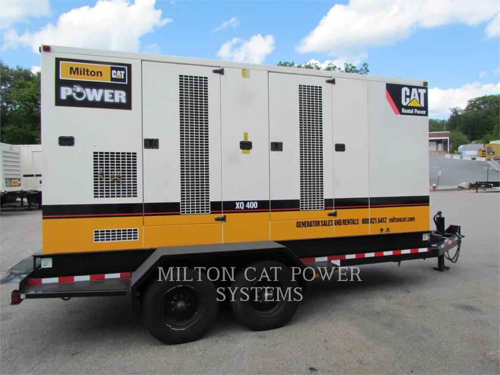 Caterpillar XQ 400, Stationaire Generatorsets, Bouw