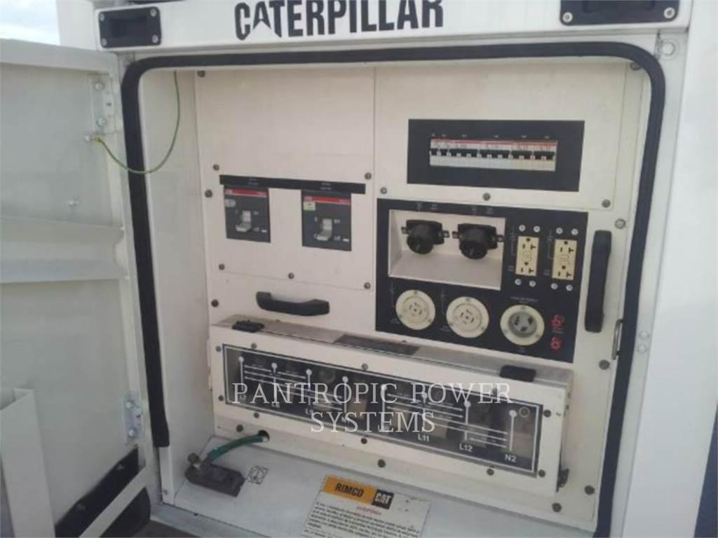 Caterpillar XQ100, Groupes électrogènes Stationnaires, Équipement De Construction