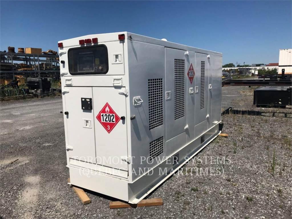 Caterpillar XQ125、柴油发电机组、建筑设备