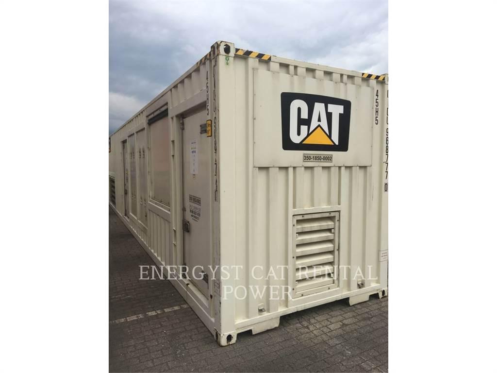 Caterpillar XQ1475G - G3516C、租赁发电机组、建筑设备