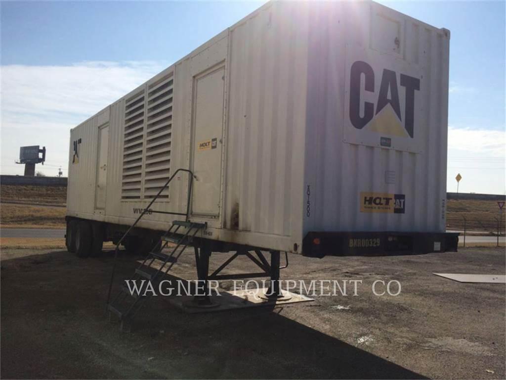 Caterpillar XQ1500, transportable stromaggregate, Bau-Und Bergbauausrüstung