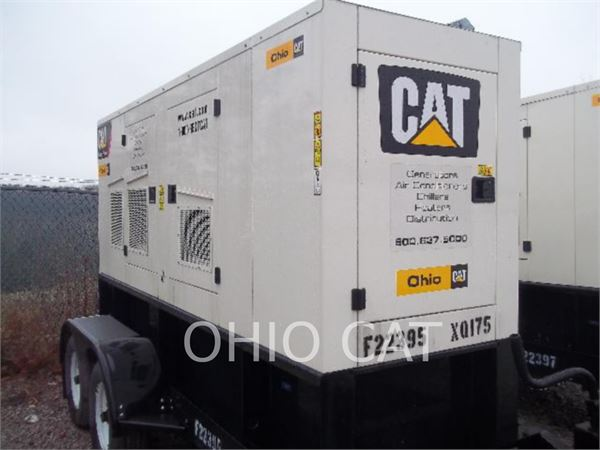 Caterpillar XQ175, Stationäre Stromaggregate, Bau-Und Bergbauausrüstung