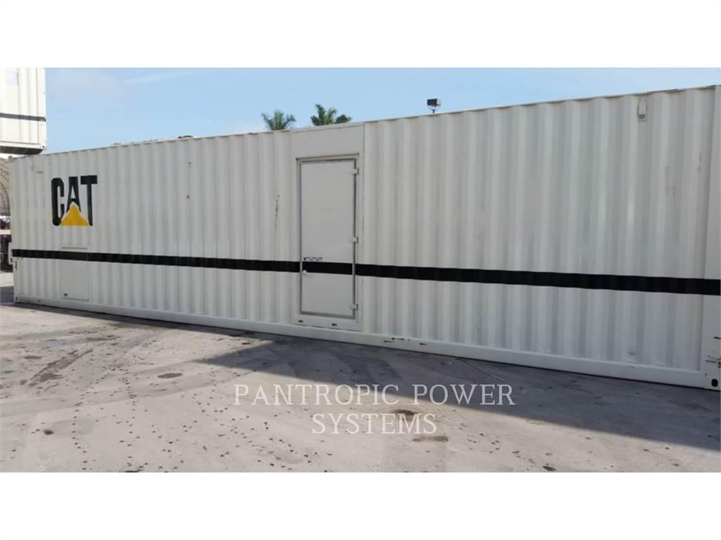 Caterpillar XQ1750、租赁发电机组、建筑设备