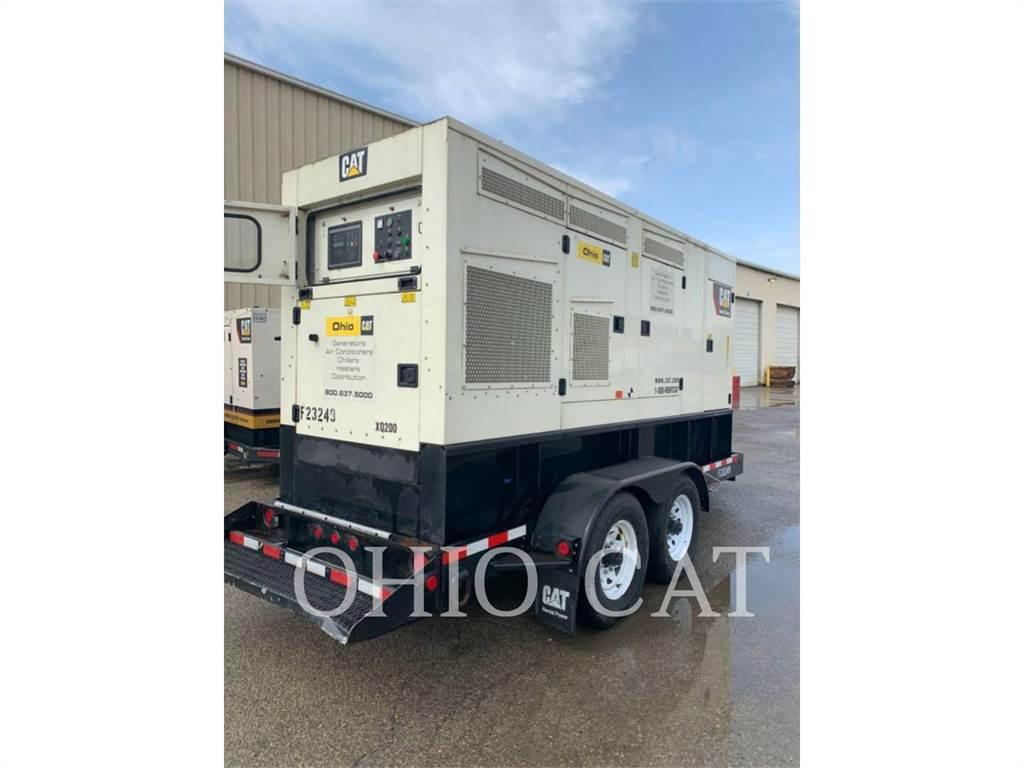 Caterpillar XQ200, стационарные генераторные установки, Строительное