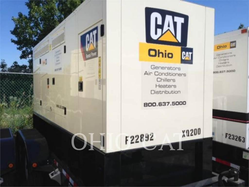 Caterpillar XQ200, Stationäre Stromaggregate, Bau-Und Bergbauausrüstung