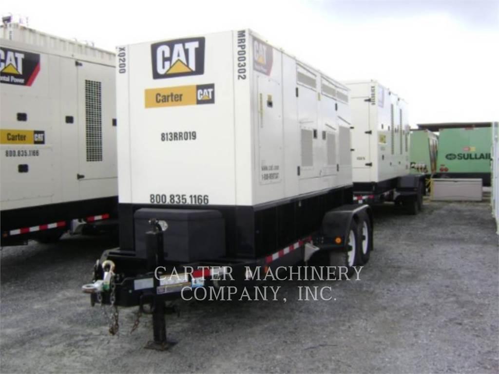 Caterpillar XQ200, Groupes électrogènes Stationnaires, Équipement De Construction