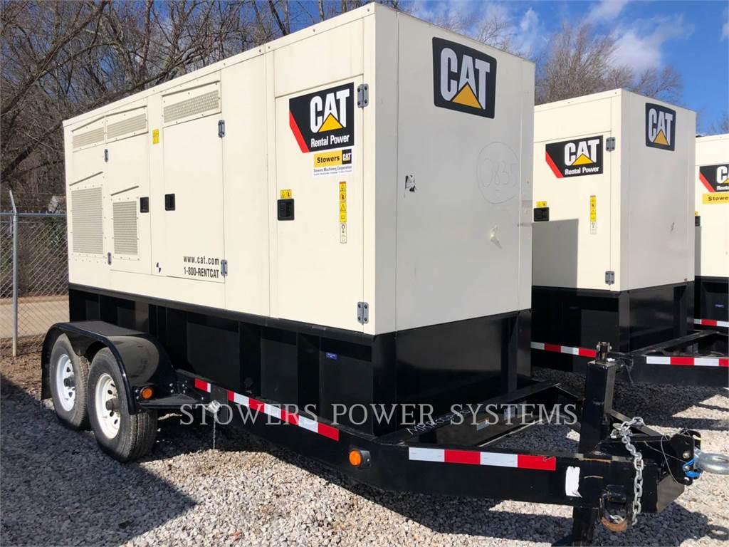 Caterpillar XQ200, mobiele generatorsets, Bouw
