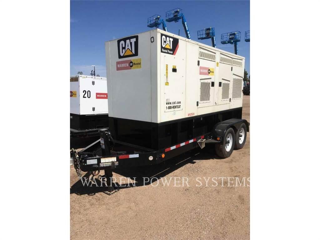 Caterpillar XQ200、租赁发电机组、建筑设备