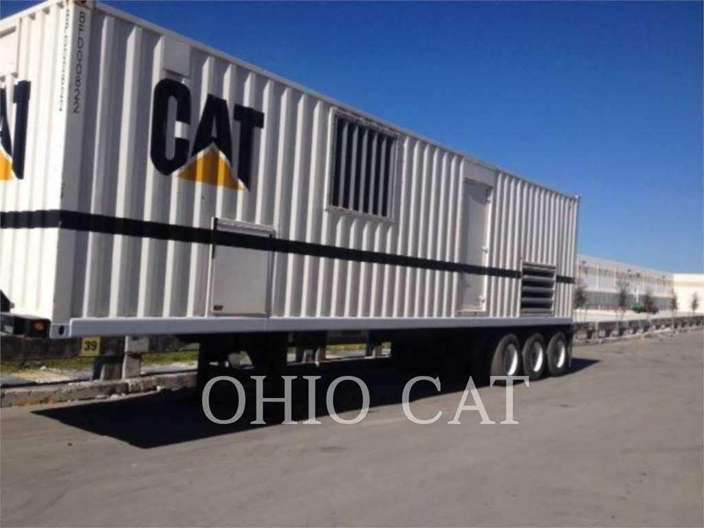 Caterpillar XQ2000, gruppi elettrogeni mobili, Attrezzature Da Costruzione