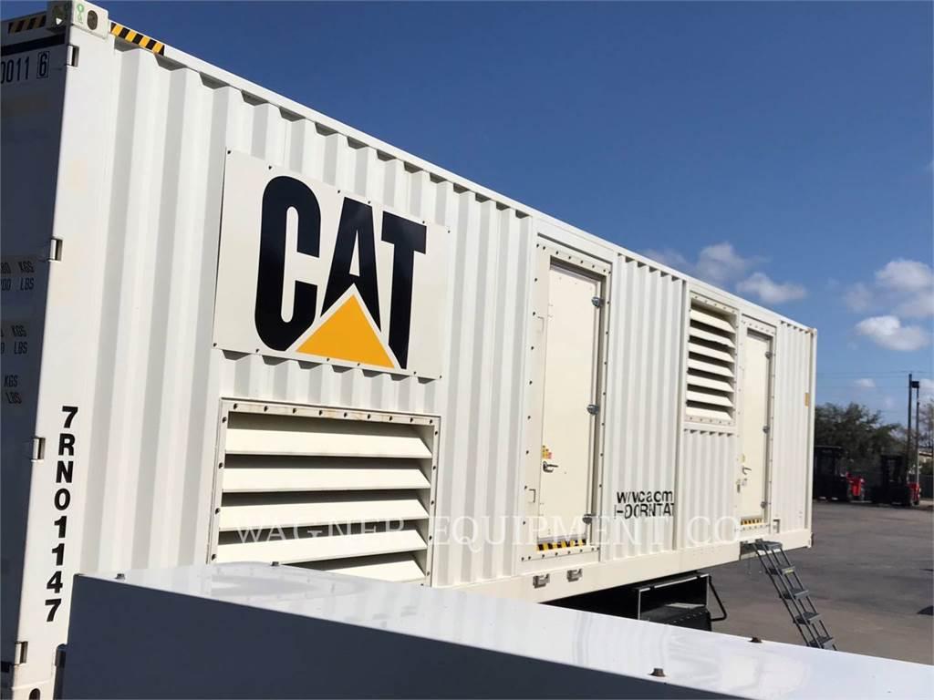 Caterpillar XQ2000, mobile generator sets, Construction