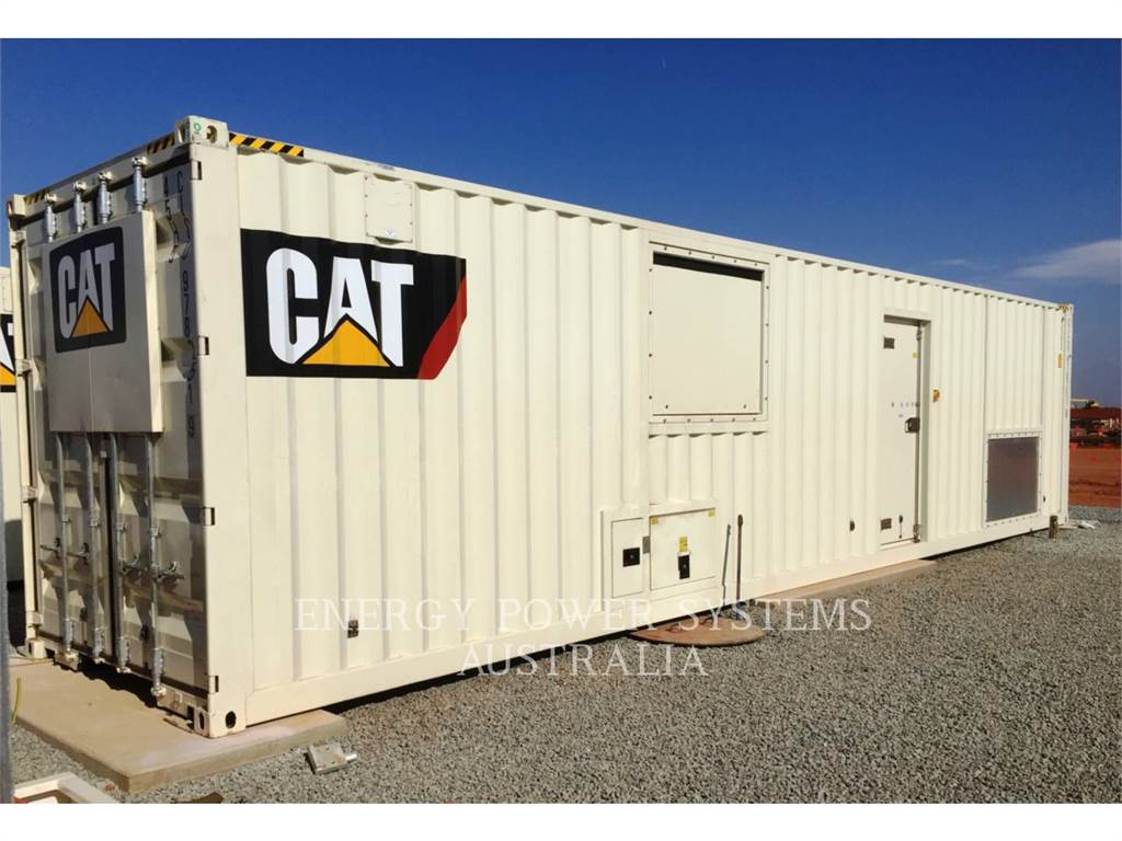 Caterpillar XQ2000, transportable stromaggregate, Bau-Und Bergbauausrüstung