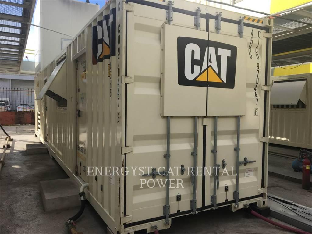 Caterpillar XQ2000IPP, ruchome zestawy generatorów, Sprzęt budowlany