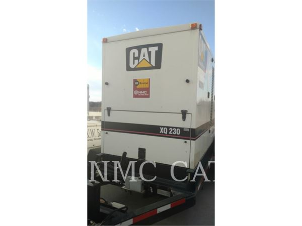 Caterpillar XQ230, Stationary Generator Sets, Construction