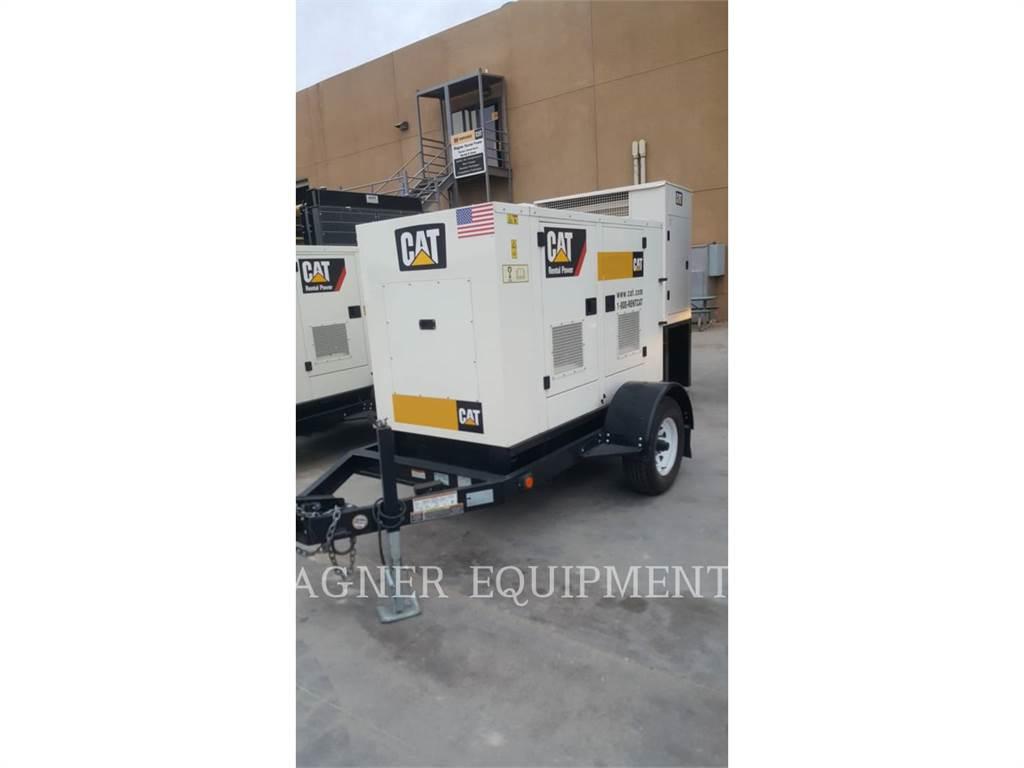 Caterpillar XQ30, ruchome zestawy generatorów, Sprzęt budowlany