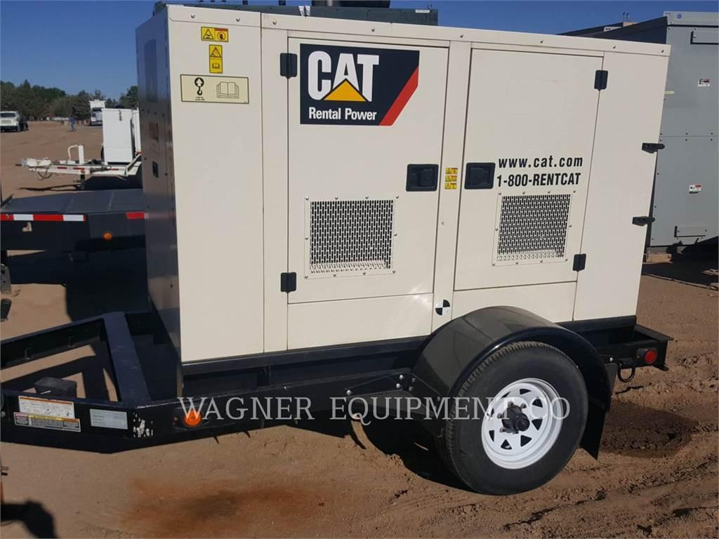 Caterpillar XQ30, mobiele generatorsets, Bouw