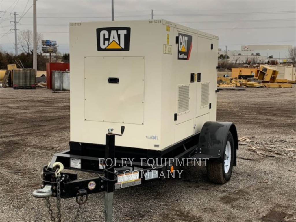 Caterpillar XQ30、租赁发电机组、建筑设备