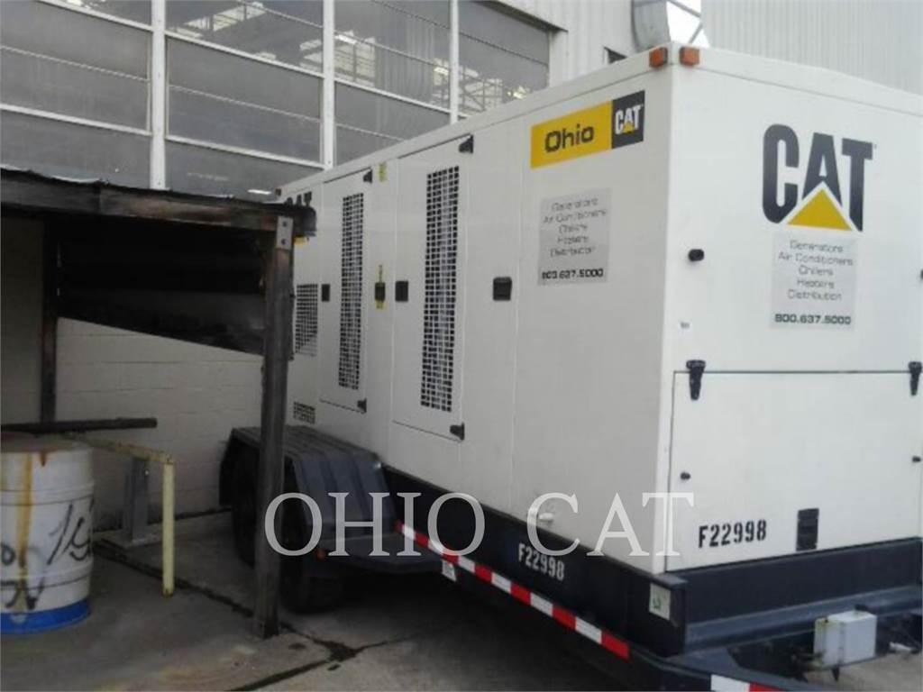Caterpillar XQ300, стационарные генераторные установки, Строительное