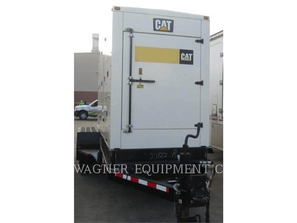 Caterpillar XQ350, mobile generator sets, Construction