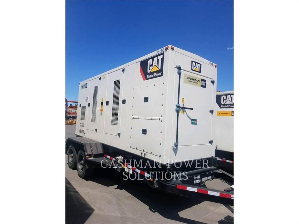Caterpillar XQ350, ruchome zestawy generatorów, Sprzęt budowlany