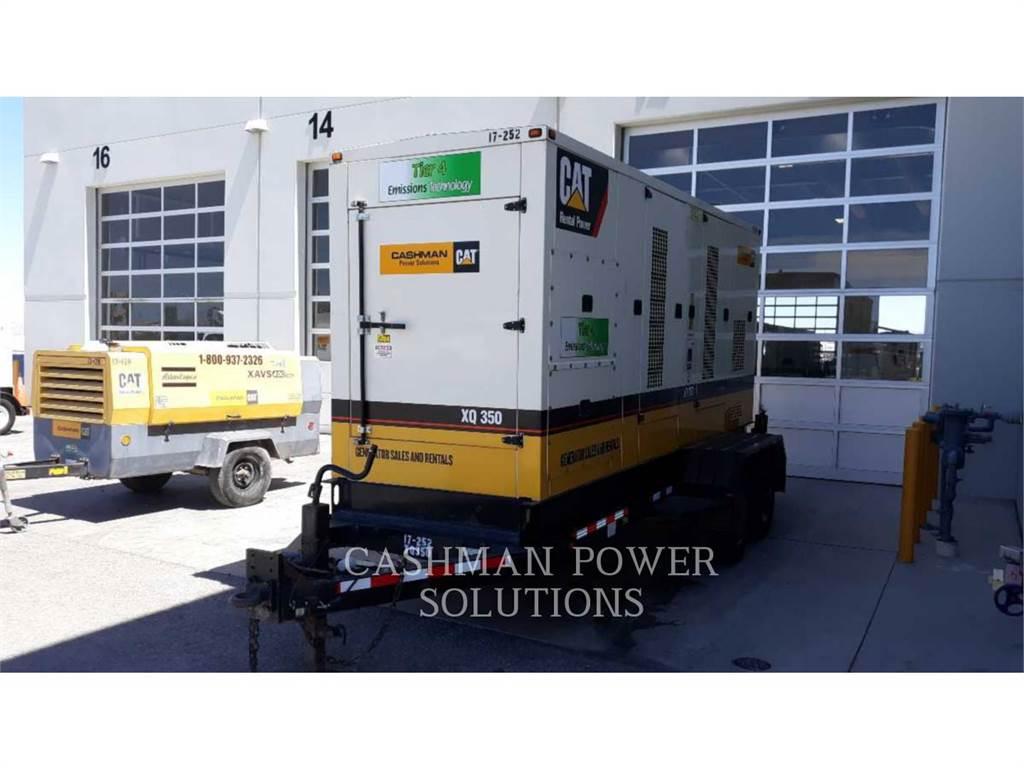 Caterpillar XQ350, mobiele generatorsets, Bouw