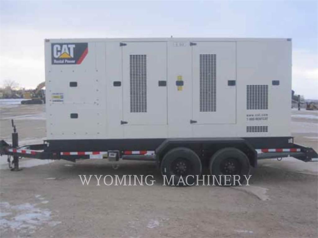 Caterpillar XQ350N, Seturi de Generatoare Diesel, Constructii