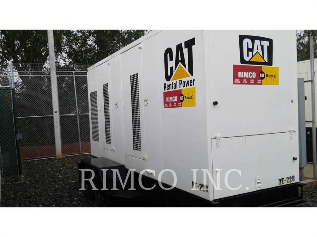 Caterpillar XQ400, mobiele generatorsets, Bouw