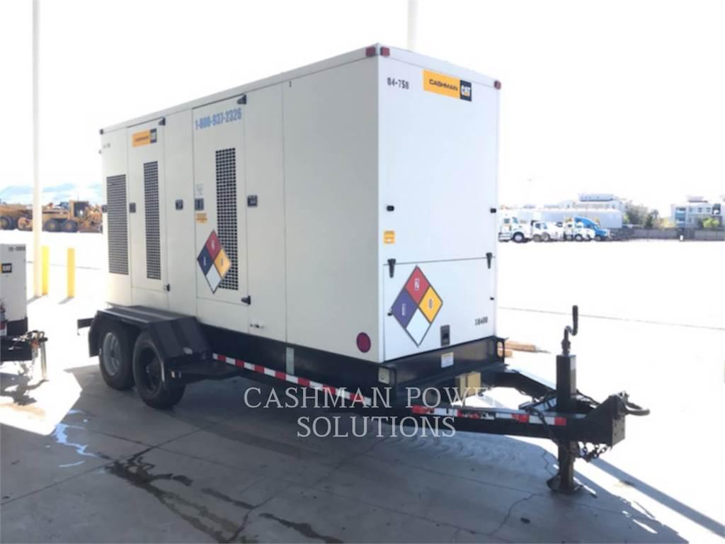 Caterpillar XQ400、租赁发电机组、建筑设备