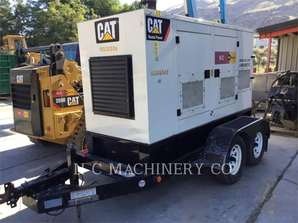 Caterpillar XQ45N、租赁发电机组、建筑设备