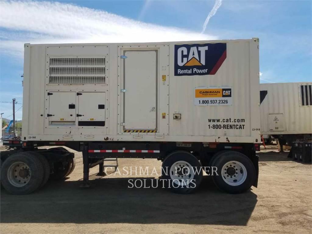 Caterpillar XQ500, mobiele generatorsets, Bouw