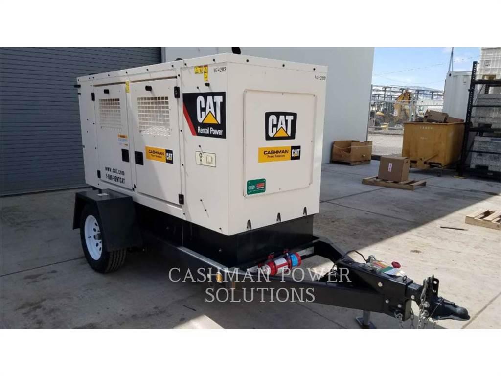 Caterpillar XQ60 T4F, grupos electrógenos móviles, Construcción