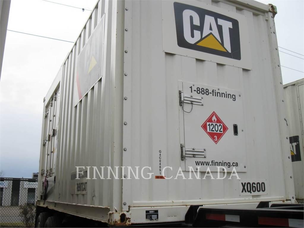 Caterpillar XQ600, transportable stromaggregate, Bau-Und Bergbauausrüstung
