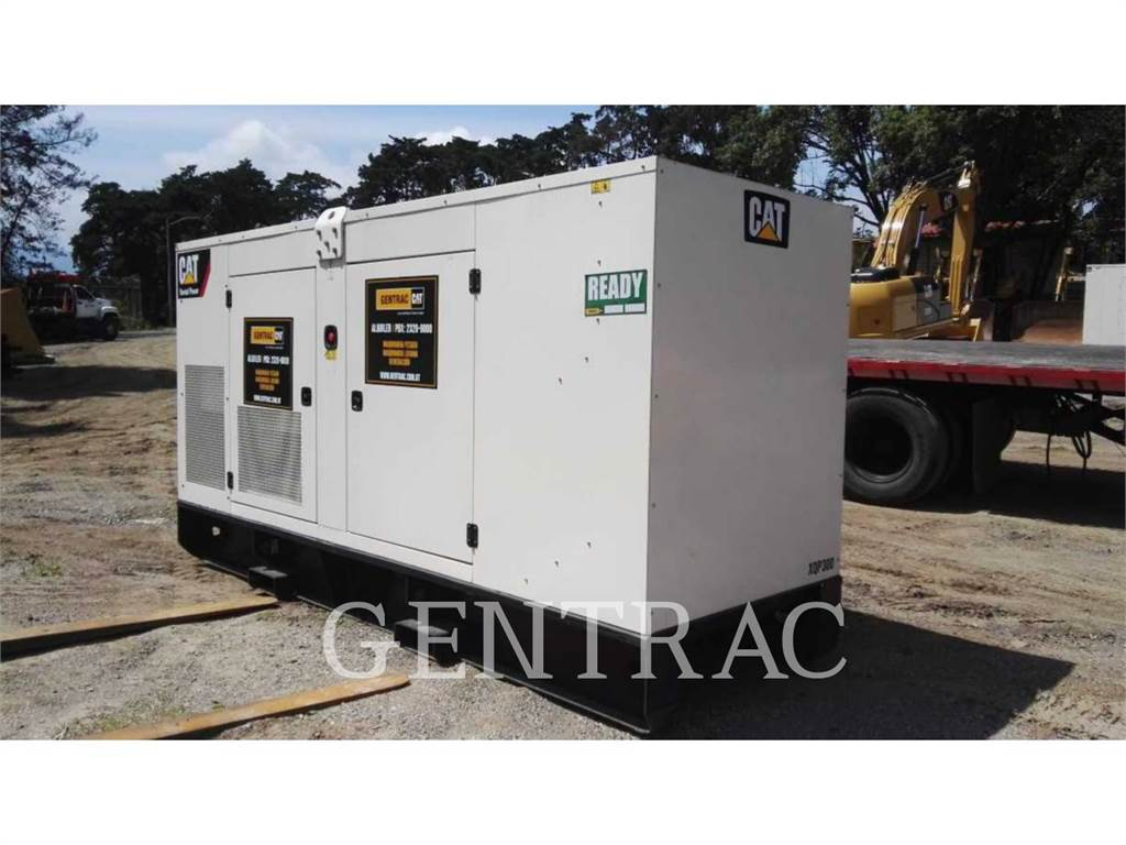 Caterpillar XQP300, Stationäre Stromaggregate, Bau-Und Bergbauausrüstung