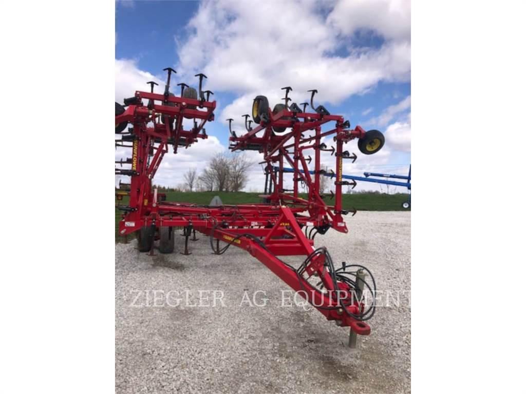 Challenger 5135-40, equipo de labranza agrícola, Agricultura