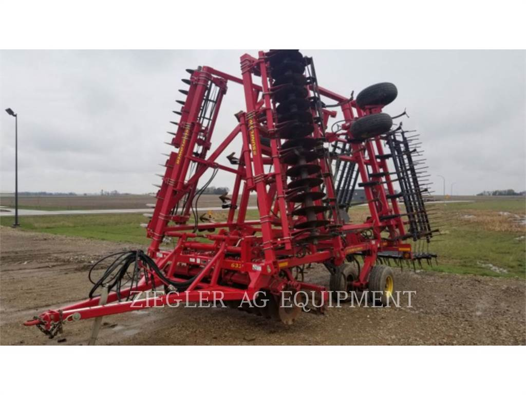 Challenger 6333-28, с/х оборудование для обработки почвы, Сельское хозяйство