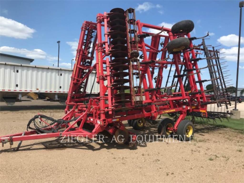 Challenger 6333-28, equipo de labranza agrícola, Agricultura