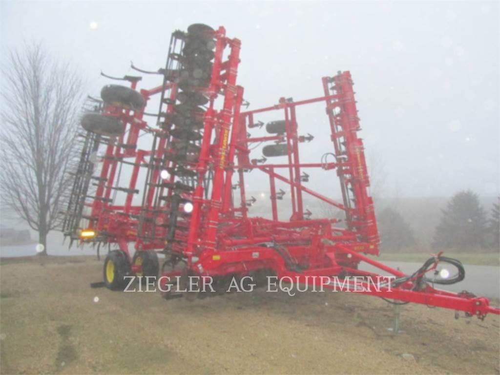Challenger 6333-37, equipo de labranza agrícola, Agricultura