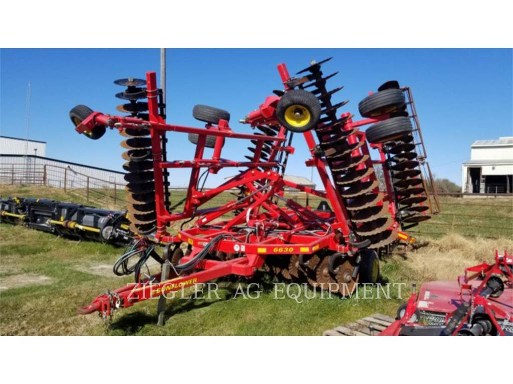 Challenger 6630-29, tillage equipment, Agriculture