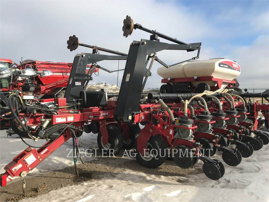 Challenger 8516, matériel de plantation, Agricole