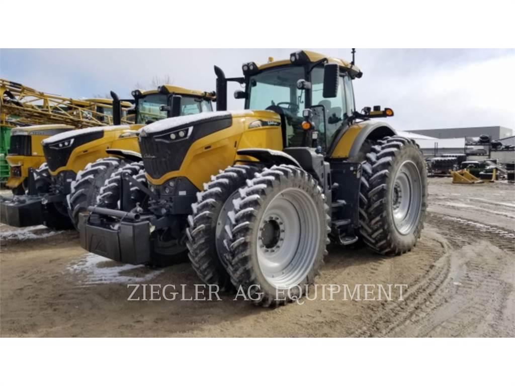 Challenger CH1042, tratores agrícolas, Agricultura